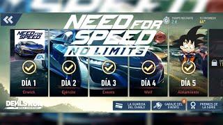 Need For Speed No Limits Android Honda Nsx 2017 Dia 5 Aislamiento