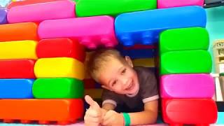 Play Game on Indoor Playground For Kids #1 | by Mirik Yarik