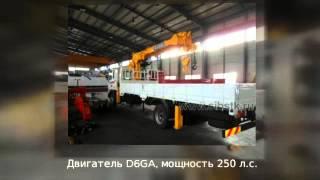 Манипулятор Hyundai Mega Truck с краном г/п 7 т(, 2013-12-11T04:16:36.000Z)