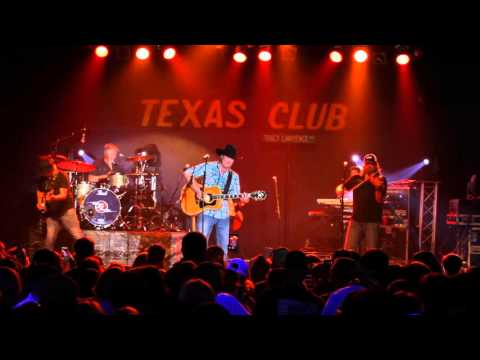Tracy Lawrence - Find out who your friends are (Live at The Texas Club)