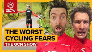 Our Biggest Fears Revealed! GCN's Biggest Cycling Scares