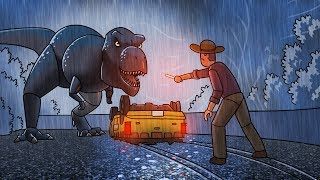 Roblox - Jurassic Park Créateur: DINOSAURS! (Roblox Jurassic World)
