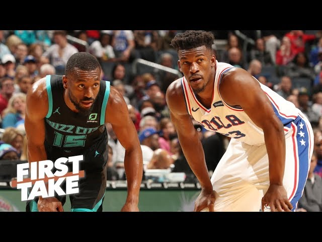 Kemba Walker and Jimmy Butler wont win Knicks a championship – Max Kellerman | First Take