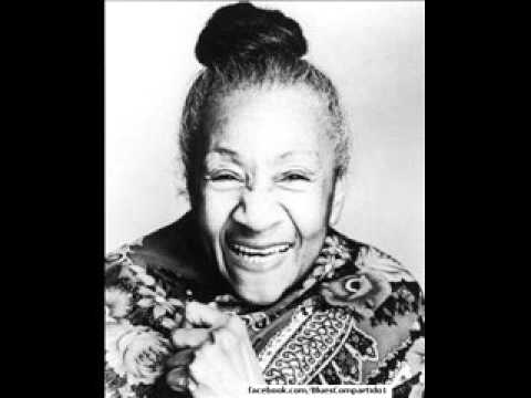 Alberta Hunter - Berliner Philharmonie, JazzFest Berlin/Germany. 1982