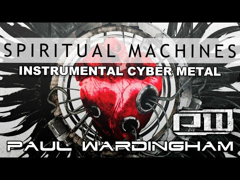 Paul Wardingham | Spiritual Machines [FULL ALBUM]