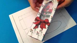 Gift Box Templates Craft Downloads