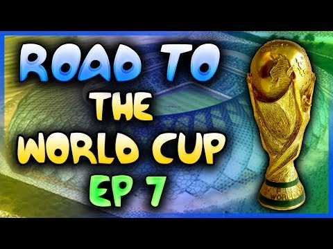 "FIFA 14: World Cup Ultimate Team - ""OMG SEMI-FINALS!"" - Road To World Cup #7"