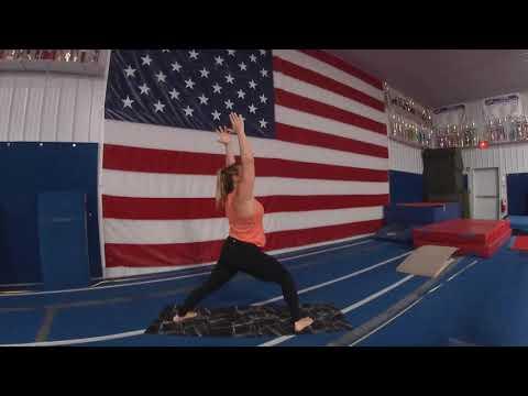 Balance Yoga + HIIT