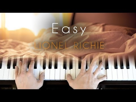 Easy Like Sunday Morning Piano Tutorial Lionel Richie The
