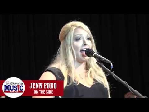 Jenn Ford - Texas Country Music Awards 2017 Performance - Texas Country Music Association