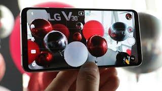 LG V30: El celular LG que hemos esperado [impresiones]