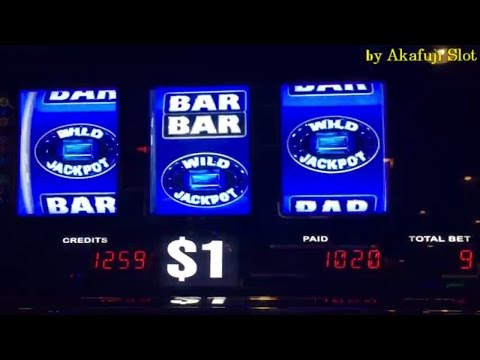 BIG WIN★Wild Wild Gems★Dollar Slot Machine★9 lines Max Bet $9, Barona Casino, Akafujislot