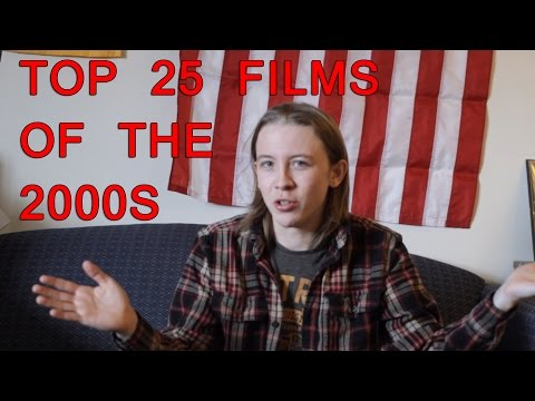 Top 25 Films of the 2000s | & 500 Subs!!!!