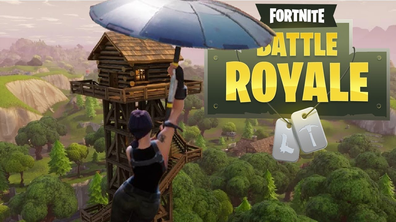 Victory Royale Fortnite Battle Royale Xbox One Gameplay Youtube