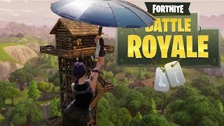 Victory Royale! - Fortnite Battle Royale Xbox One Gameplay