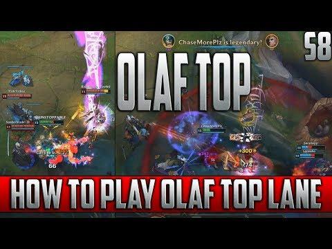 Olaf build jungle