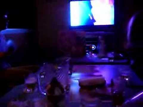 Frankpollis in Karaoke