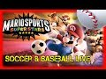 Mario Sports Superstars - LIVE! Soccer & Baseball Community Matches [Nintendo 3DS]
