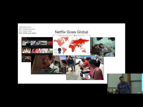 William High: Data Science at Netflix