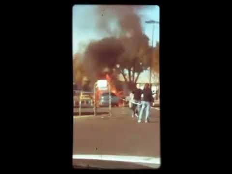 Car explotion in Jerome Idaho 2