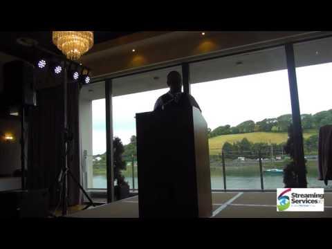 West Cork Literary Festival - Michael Harding Maritime Hotel Bantry West Cork Ireland