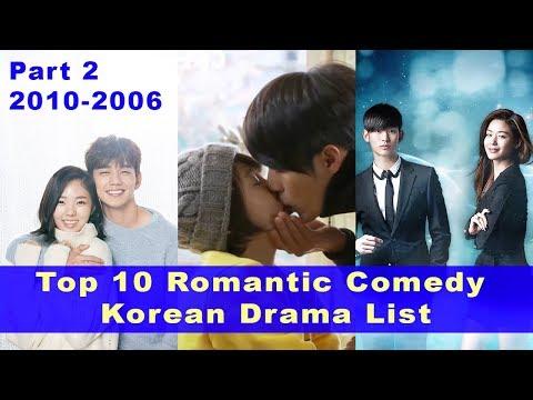 Top 10 Romantic Comedy Korean Drama List, Part 2 (2010 to