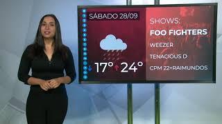 Rock in Rio 2019 - Previsão para o primeiro fim de semana