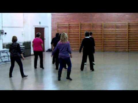 """Country Linedance Móra d'Ebre. Coreografia """"SPEAK ..."""