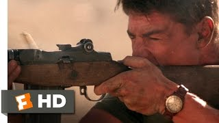 Born on the Fourth of July (1/9) Movie CLIP - Ron Is Shot (1989) HD