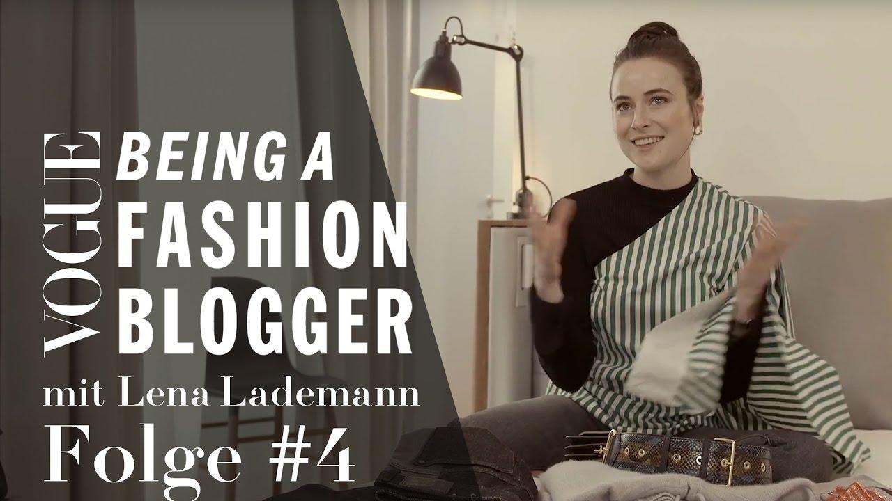 Being a Fashion Blogger mit Lena Lademann #4: Fashion Week Etiquette   VOGUE Business Insights