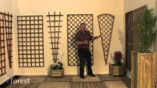 Forest Garden - Trellis Explained