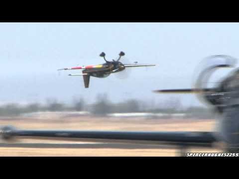 2011 California Capital Air Show - Patty Wagstaff Aerobatics
