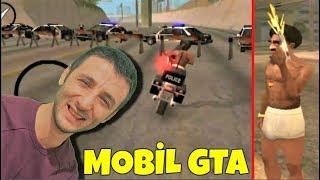 GTA 'da GÖRÜLMEMİŞ OLAY - GTA Komik Anlar  ft. Kardeşim