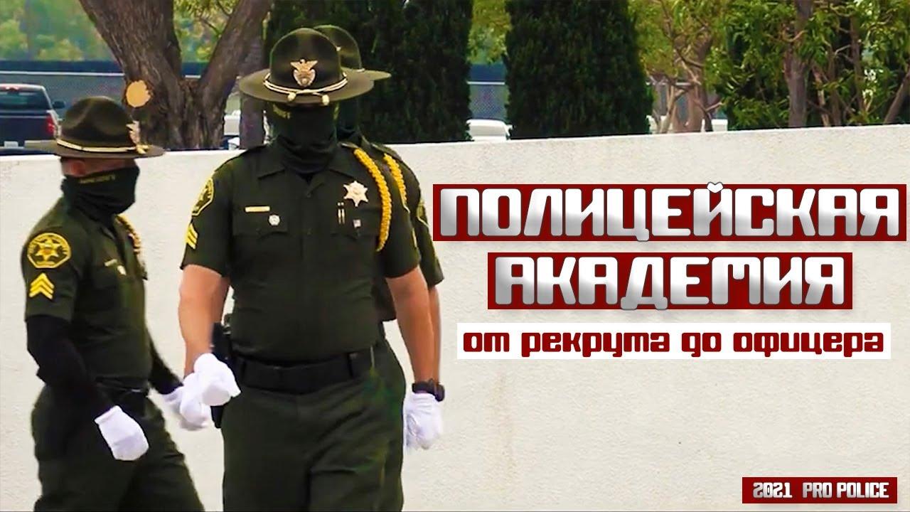 Полицейская академия: от рекрута до офицера
