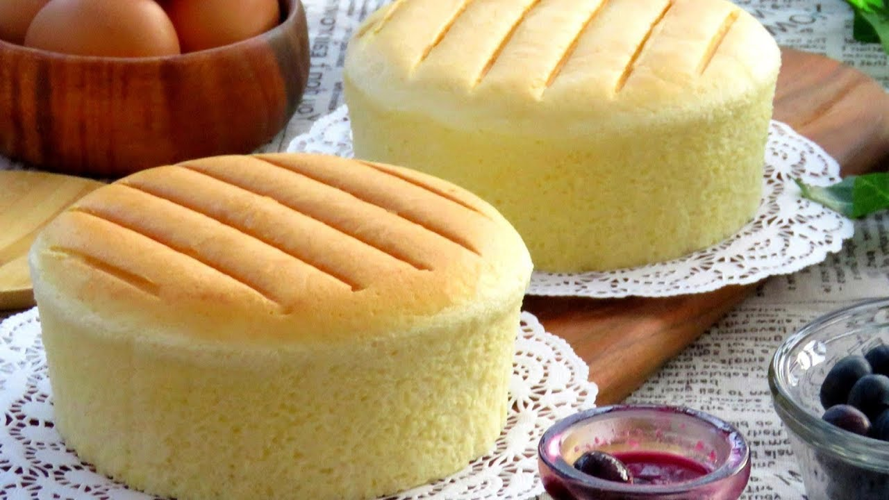 How To Make Cotton Japanese Cheesecake