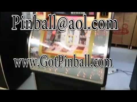 Rowe Star Burst CD Jukebox