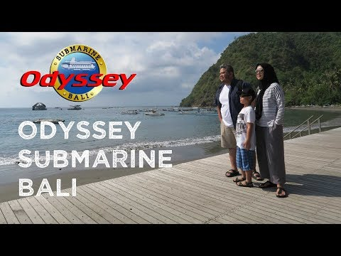 Odyssey Submarine Bali - Vlog [English Sub]