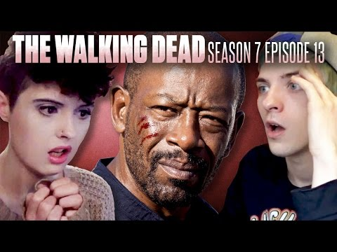 "The Walking Dead: Morgan ""Bury Me Here"" Fan Reaction Compilation!"
