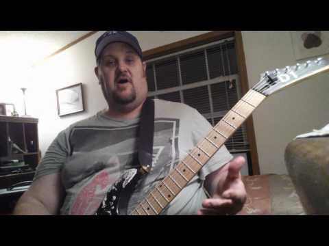 Jekyll And Hyde Rhythm Guitar Lesson