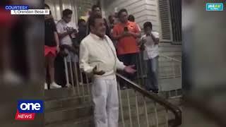 Erap Estrada concedes