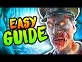 ULTIMATE TAG DER TOTEN EASTER EGG GUIDE TUTORIAL (Black Ops 4 Zombies DLC4 Easter Egg Walkthrough)