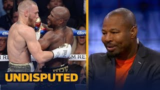 Should there be a Mayweather vs McGregor rematch? Shane Mosley weighs in | UNDISPUTED