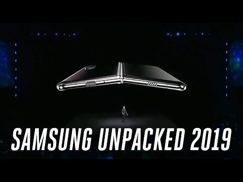 download Samsung Galaxy S10 event in 11 minutes