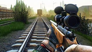 Escape from Tarkov - Part 1 - Wow, this game is hard...