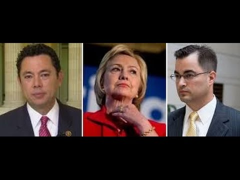 Jason Chaffetz We Hold Hillary Clinton's Server Administrator In Contempt Of Court