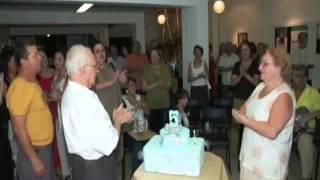 Homenagem aos 80 anos do SINPRO-MG