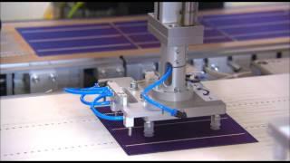ECOVERTEC: fabrication de panneaux solaires photovoltaiques Solarworld