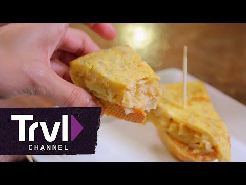 11 Bucket List Foods - Travel Channel