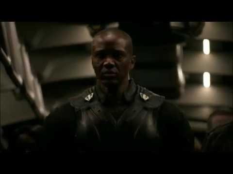 Agents of S.H.I.E.L.D. 5x12 (100th episode) Mike Peterson Illusion/Quinjet Scene