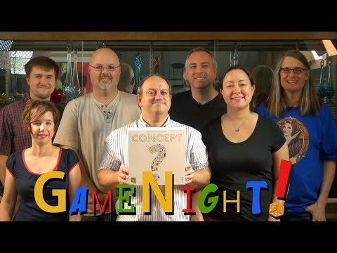 Concept - GameNight! Se2 Ep12